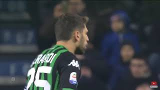 Juventus 3-0 Sassuolo Highlights (Cristiano Ronaldo and Emre Can)