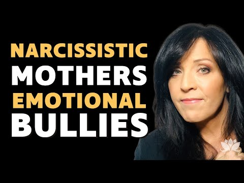 Copy of The Narcissistic Mother--Daughter of Narcissist Speaks Out