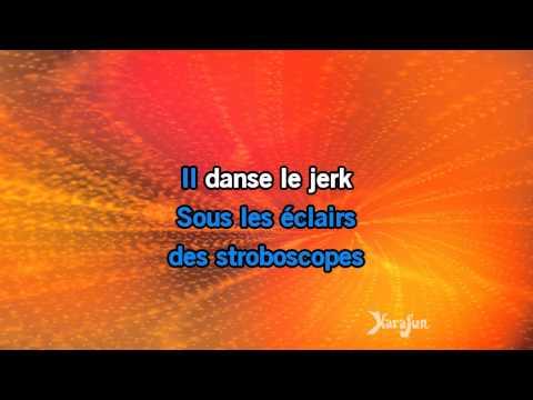Karaoké Le Jerk - Thierry Hazard *