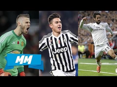 Real Madrid Transfer News • February • 2017