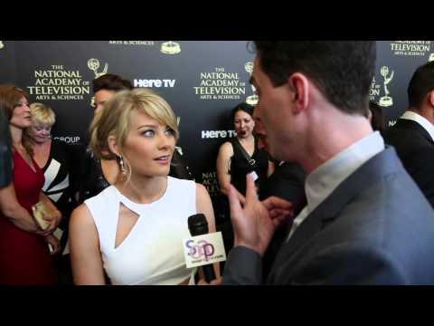 2014 Daytime Emmys: Kim Matula