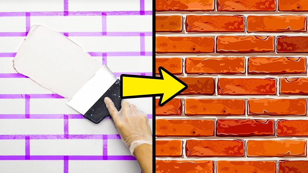 19 Amazing Wall Decor Ideas Youtube