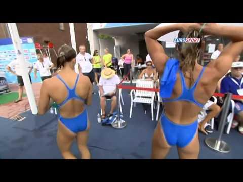 Tania Cagnotto & Francesca Dallape 01A - Budapest