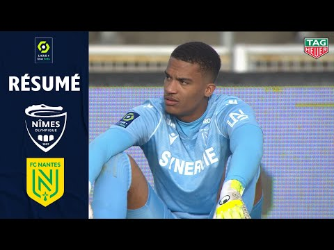 Nimes Nantes Goals And Highlights