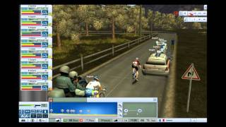 Pro Cycling Manager 2008 - Gameplay