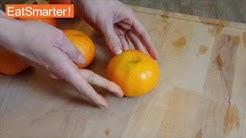 Der Unterschied zwischen Mandarinen und Clementinen
