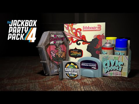 SMASH TIME WITH SEPHIROTH | Jackbox Party Pack (2) ft. Justin, Eduardo, Genny |