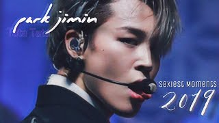 Gambar cover BTS Jimin | Sexiest Moments 2019 | •my strange addiction•