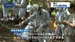 都が水元公園のホットスポットを除染 石井慶 検索動画 26
