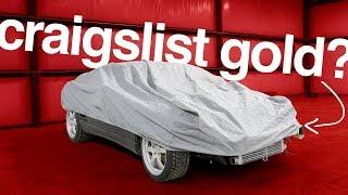 buying-a-dirt-cheap-legendary-sports-car-off-craigslist-sight-unseen
