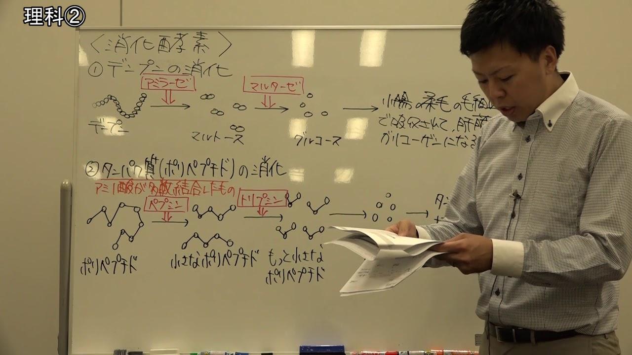 一般教養トレーニングブック 講義動画【第13回】 理科③