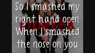 The Band Perry - Forever Mine Nevermind [Lyrics On Screen]