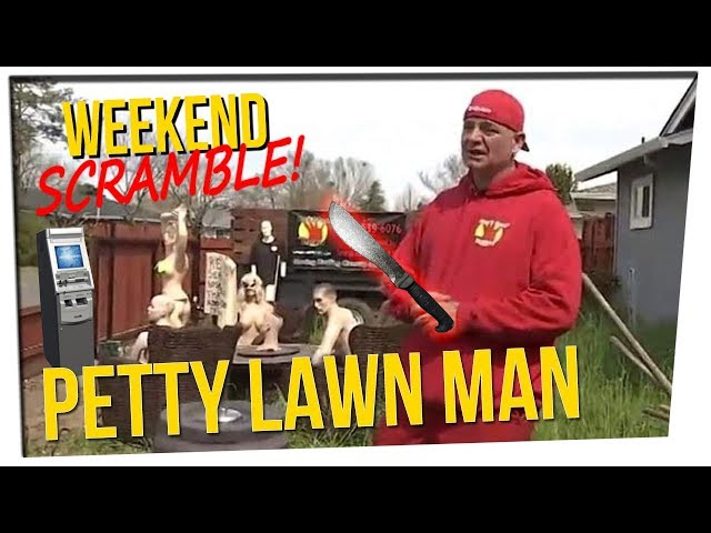 Weekend Scramble: Mannequin Party || ATM Robbery || Machete Standoff