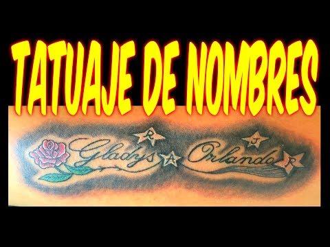 Tatuaje Nombre Nancy Antebrazo 1 Secíon Doovi