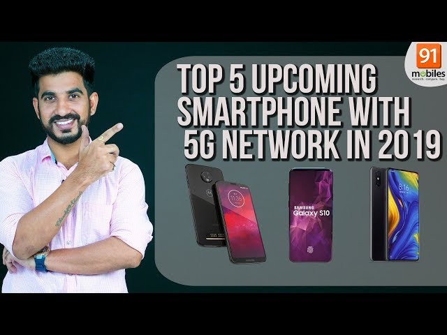 Upcoming 5g Smartphones 2019 In India (Reviewed on June 2019)  Check