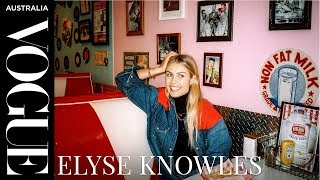 Elyse Knowles looks back on her favourite moments   Shopping and Style Guides   Vogue Australia