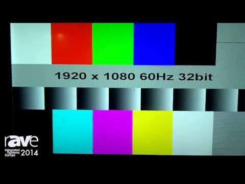ISE 2014: Datapath Demonstrates Its Range of AV Capture Cards