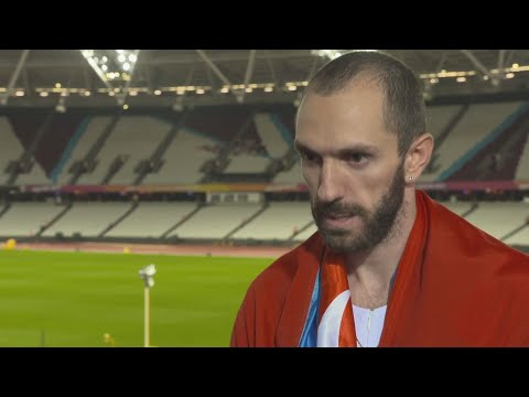 WCH 2017 London- Ramil Guliyev TUR 200 Metres Gold