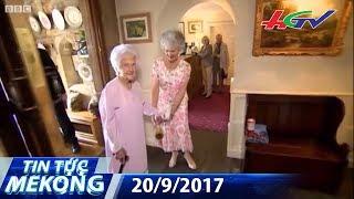 Bí quyết sống thọ của cụ bà 110 tuổi | TIN TỨC MEKONG - 20/9/2017