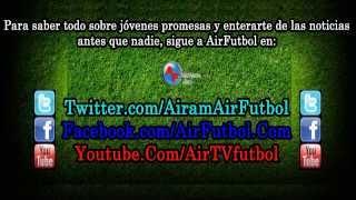 Ebwelle, velocidad y gol para el fc barcelona 2011/2012 [ airfutbol.com