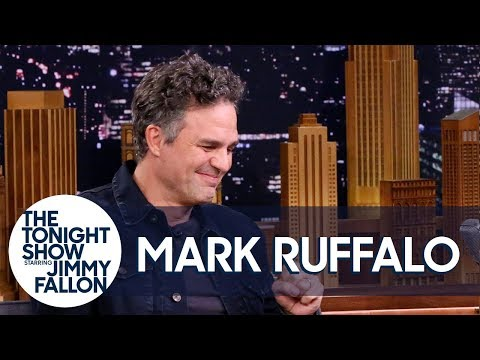 Mark Ruffalo Is Jealous of His Avengers Co-Stars' Matching Tattoos