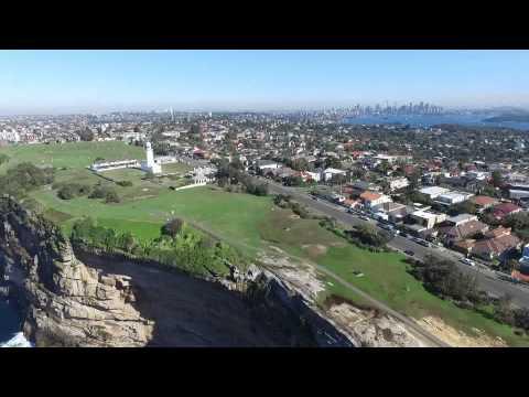 Vaucluse - Sydney, NSW Australia - Drone Footage