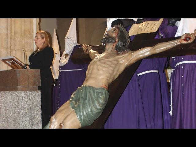 Tradicional Vía Crucis Leones Cantado León 2019