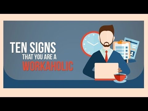 image for Are you a workaholic?