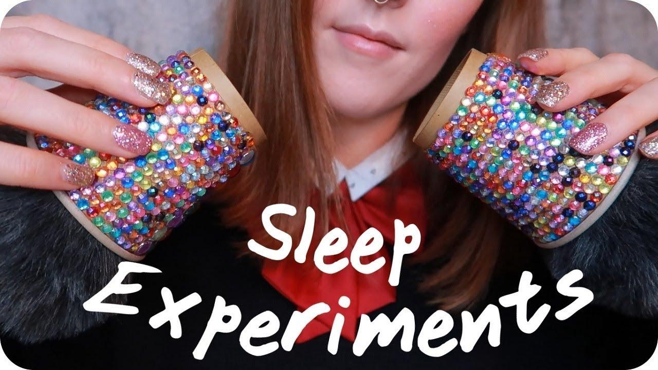 ASMR 8 Strong Experimental Triggers for Sleep ????