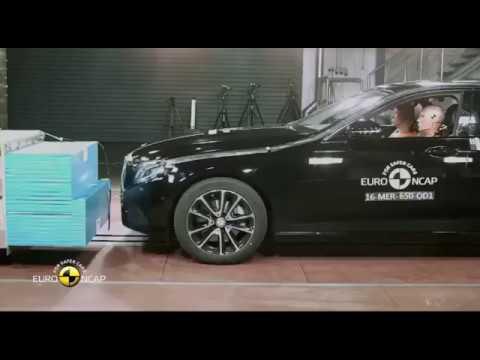 5 STARs Cars In 2017-2016 Euro NCAP Crash Test Compilation