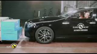 5 STARs Cars in 2017-2016 Euro NCAP Crash Test Compilation