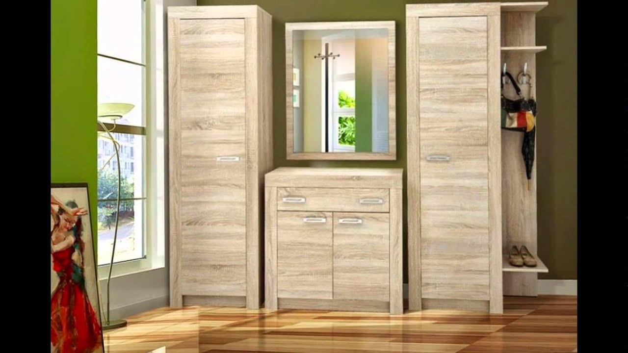 garderoby do przedpokoju solpol youtube. Black Bedroom Furniture Sets. Home Design Ideas