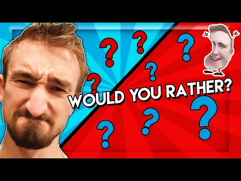 TEWTIY VS JEROME - WOULD YOU RATHER!
