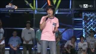 슈퍼스타K5 - 슈퍼스타K5 4회 클립 - 박시환(담배 한모금), 정은우(짝사랑)
