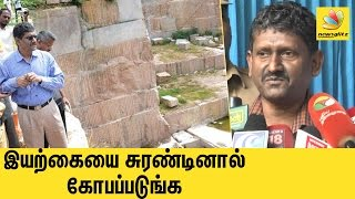 IAS Sagayam Speech : Get angry if environment is disturbed | YMCA Tamil Culture
