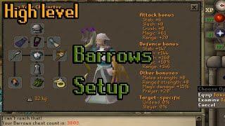 How I do Barrows (Barrows Guide) 2016