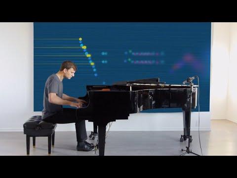 SeeMusic Visual Piano macOS and iOS App   visual music design