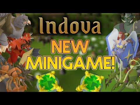 Indova | NEW BOSSING Minigame is SO OP?! + $50 GIVEAWAY! | OSRS RSPS