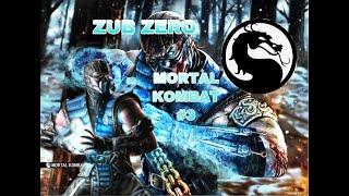 mortal kombat #3 ZUB ZERO