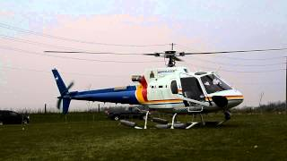 Royal Canadian Mounted Police Helicopter