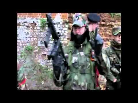 The Black Demons airsoft team Trailer