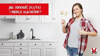 Farby Renowacyjne V33 Jak Odnowic Plytki I Meble Kuchenne Youtube