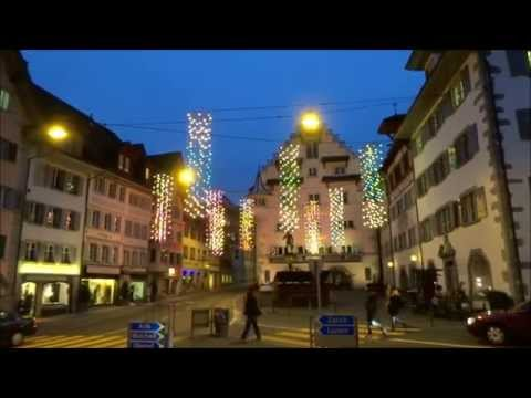 Christmas Lights in Zug