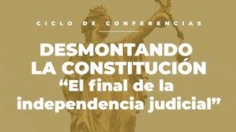Imagen del video: Desmontando la Constitución: