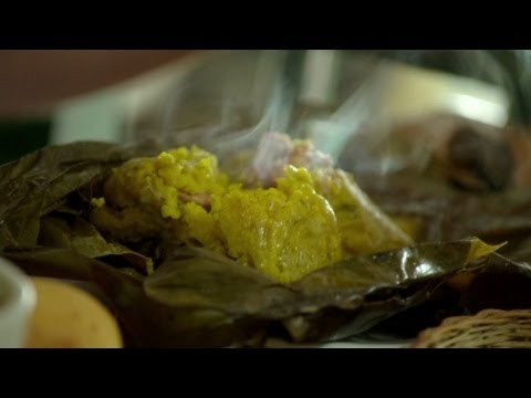 "Colombia: See what food Anthony Bourdain calls ""a thing of beauty"" (Parts Unknown)"