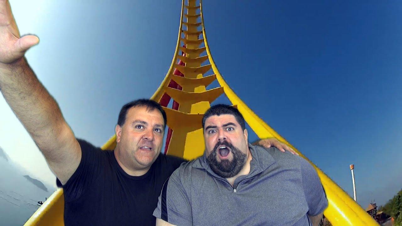 BIG FAT PANDA SHOW #15 with Guest Robb Alvey - Theme Park Review ...