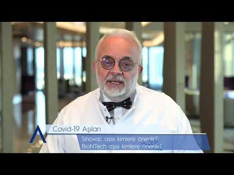 Sinovac Aşısı Kimlere Önerilir? BioNTech Aşısı Kimlere Önerilir?