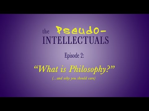 What is Philosophy...and Why Should You Care?