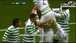 Celtic vs Helsinki Charlie Mulgrew