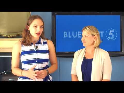 Tabitha Jorgensen, President of the Meadowbrook Waldorf School Board of Trustees